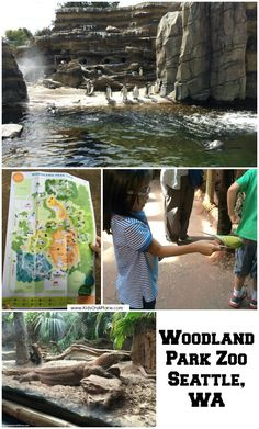 Woodland Park Zoo - planning a family vacation in Seattle? You'll want to add Woodland Park Zoo to your travel list!