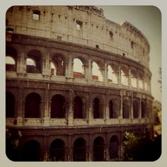 ...One of the greatest works of Roman Architecture...