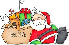 Take a Break & Believe - Christmas Images - Christmas - Rubber Stamps - Shop Christmas Rock, All Things Christmas, Christmas Holidays, Christmas Decorations, Xmas, Christmas Ornaments, Christmas Clipart, Christmas Printables, Christmas Pictures