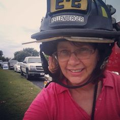 Firefightin' Grams! #grandmarocks