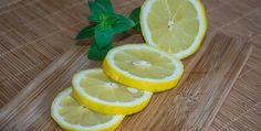 Beauty Tip - Take Advantage Of Lemons