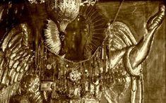 Όποιος πεί αυτή την προσευχή με την καρδιά του,με πίστη και ταπείνωση ο Αρχάγγελος Μιχαήλ θα είναι κοντά του! - ΑΡΧΑΓΓΕΛΟΣ ΜΙΧΑΗΛ Chandelier, Ceiling Lights, Abstract, Artwork, Painting, Decor, Blog, Summary, Candelabra
