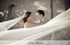 Boda, wedding, postboda, postwedding, bridal, pareja, velo de novia, velo al viento, Pepe Botella, Silvia Ferrer, Murcia, fotografos, velo bonito