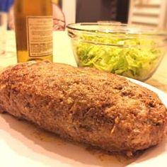 Pain de viande traditionnel à l'italienne