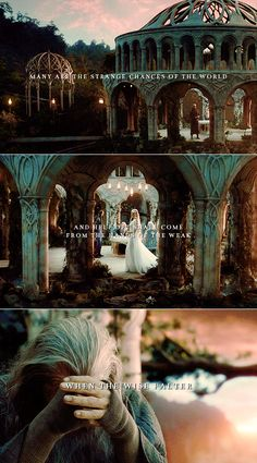 """Then the White Council was summoned; and Mithrandir urged them to swift deeds, but Curunír spoke against him, and counselled them to wait yet and to watch. """"For I believe not,"""" said he, """"that the One will ever be found again in Middle-earth. Into Anduin it fell, and long ago, I deem, it was rolled to the Sea. There it shall lie until the end, when all this world is broken and the deeps are removed."""" - The Silmarillion, 'Of the Rings of Power and The Third Age'"""