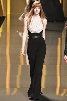 Sfilata Elie Saab Paris - Collezioni Autunno Inverno 2012-13 - Vogue
