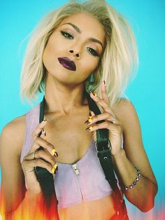 Kat Graham, Katerina Graham, Bonnie Bennett, TVD, The Vampire Diaries