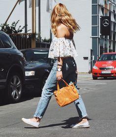 """Die trendige Shopper """"Sunny S"""" bezaubert durch das schöne Leder und ein unkompliziertes Flair - Ledershopper - Ledertasche - Gusti Leder - 2H47-29-4"""