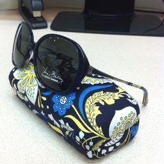 5a0f3036c7 My new Vera glasses  ) Vera Bradley