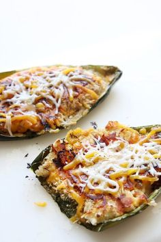Vegetarian Stuffed Poblano Peppers #recipes #mealplanning