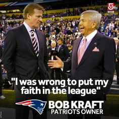 New England Patriots owner Robert Kraft offers an apology to fans, saying he made a decision he now regrets. Story: http://on.wcvb.com/1gmgi38