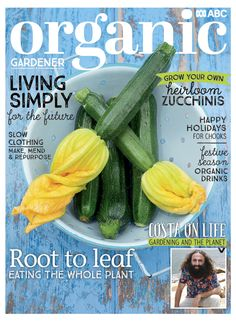 In a week when world scientists have declared a climate emergency, we are asking our readers to live simply for the future. Our latest issue, which is on sale today, has naturally great ideas that can help us all protect the planet together. You can purchase your copy at www.mymagazines.com.au/magazine/organic-gardener Latest Issue, Grow Your Own, Scientists, Organic Gardening, Zucchini, Planets, Magazine, Future, Live