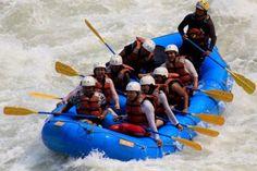 Trishuli River Rafting Nepal @Worldette