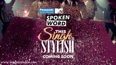 This Singh is So Stylish – Diljit Dosanjh   MTV Spoken Word