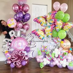 Balloon Crafts, Balloon Gift, Balloon Decorations Party, Birthday Decorations, Frozen Balloons, Balloons And More, Large Balloons, Balloon Stands, Love Balloon