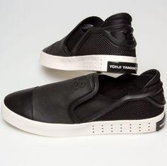 Men's Y3 slip on shoes. coming soon...