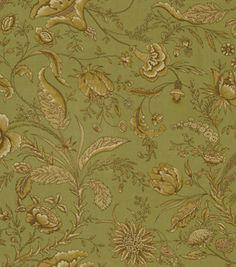 Home Decor Print Fabric-Waverly Fanciful/Autumn