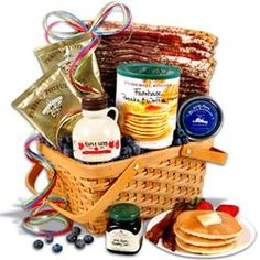 New England Breakfast Gift Basket Classic  $59.99