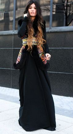 Inspirational Boho Style Outfits The taste of Petrol and Porcelain (42)