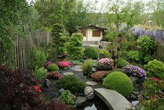 Oosterse Tuin Ideeen : Beste afbeeldingen van oosterse japanse tuin garden waterfall