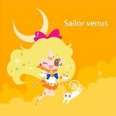 Sailor Venus #sailormoon