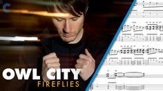 Alto Sax - Fireflies - Owl City - Sheet Music, Chords, & Vocals