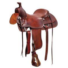 Rod's Bowman Reining Cowhorse Saddle