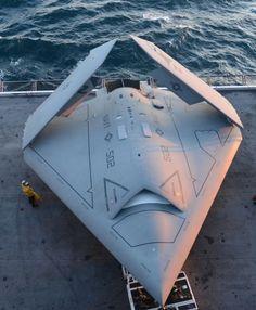 Northrop-Grumman US Navy X-47B