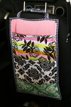 Back Seat Car Organizer ... blog.fabric.com