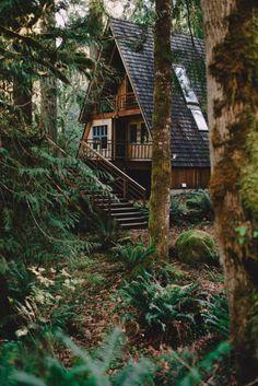 Cabin Inspiration 1 | World of Wanderlust