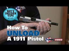 Exclusive: How to Unload... [Videos] | American Handgunner