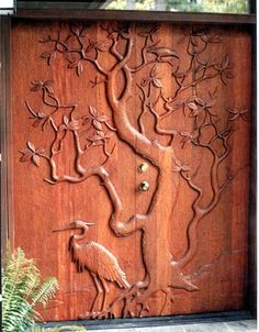 Madrone Tree Double Door