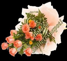 Birthday Name, Happy Birthday, Name Day, Beautiful Roses, Floral Wreath, Wreaths, Flowers, Christmas, Anna