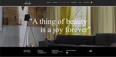 Nachtergaele Herstofferen - webdesign. Programmeren en bouwen website in opdracht van Agent Orange Creative Agency - www.herstofferen.be Joy, Website, Glee, Being Happy, Happiness