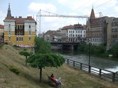 Orasul Cluj, Romania. Romania, Europe, River, Mountains, Mansions, Country, House Styles, Places, Manor Houses