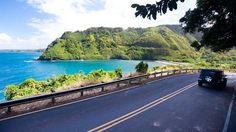 Take a road trip and hit the famous Hana Highway, a 52-mile stretch with 620 curves and 59 bridges. The road starts at Kahului and ends in Hana, but we recommend spending some extra time on the drive to take in the sights, including lush rain forests and dramatic waterfalls.