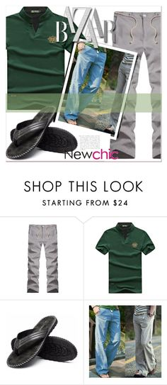 """""""NEWCHIC"""" by selmir ❤ liked on Polyvore"""