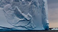 The iceberg will help create its own weather.