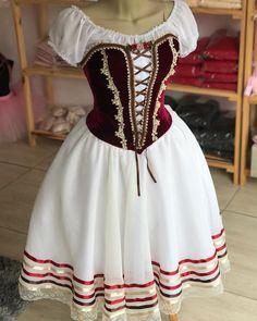 Ballet Costume - #ballet #costume #gisele #swanilda #coppelia