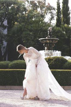 french provincial wedding - brides of adelaide magazine