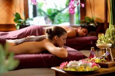 The beauty spa in saigon offers massages, foot massages, facials, . for guests to have a relaxing day after a day of sightseeing.