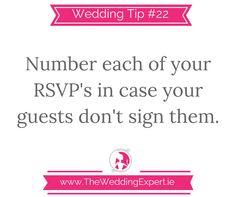 #theweddingexpert #weddingplanning #weddingtips #weddingrsvps