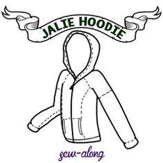supply list: jalie sew-along – kelly hogaboom Pdf Sewing Patterns, Sewing Ideas, Mens Sleeve, Hoodie Pattern, Supply List, Rash Guard, Men Looks, Hoodie Jacket, Outerwear Jackets