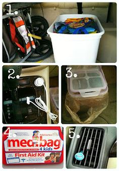 Great car organization tips for the family