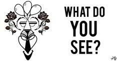 Try this psychological art test. The first object you see will reveal your best quality and what it can mean for you. What Do You See, How To Find Out, Spiritual Test, Art Test, Cognitive Therapy, Therapy Worksheets, Daily Motivational Quotes, Insulin Resistance, Psychology Facts
