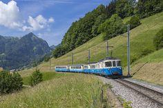 Swiss Railways, Standard Gauge, Train Tracks, Travelogue, Public Transport, Beautiful Images, Switzerland, Old Things, Outdoor Adventures