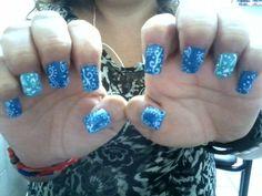 Azules!! $200