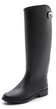 Salvatore ferragamo Ruben Rain Boots on shopstyle.com