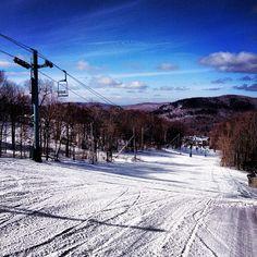 Super Ski Day. #vt #boltonvalley