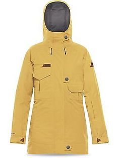 Dakine Curry Linnton Womens Snowboarding Jacket